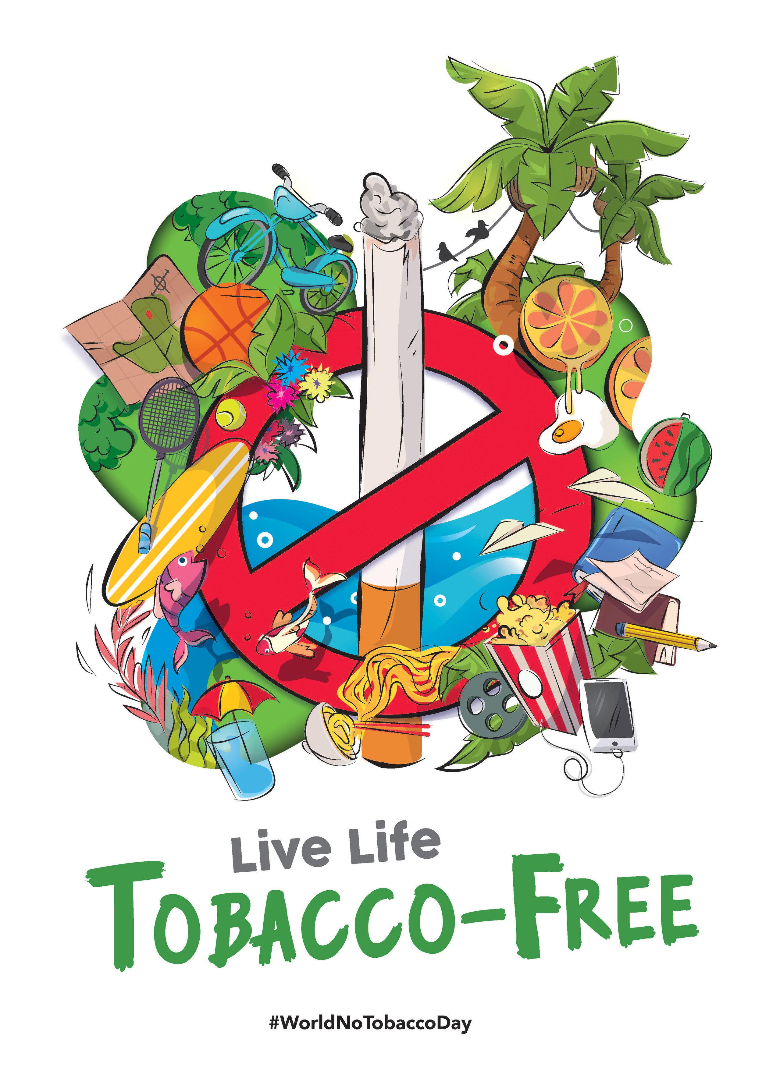 Live-Life Tobacco Free