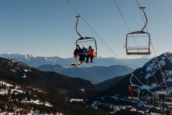 SKI LIFT ACCESS CONTROL GATES AND SCANNERS -