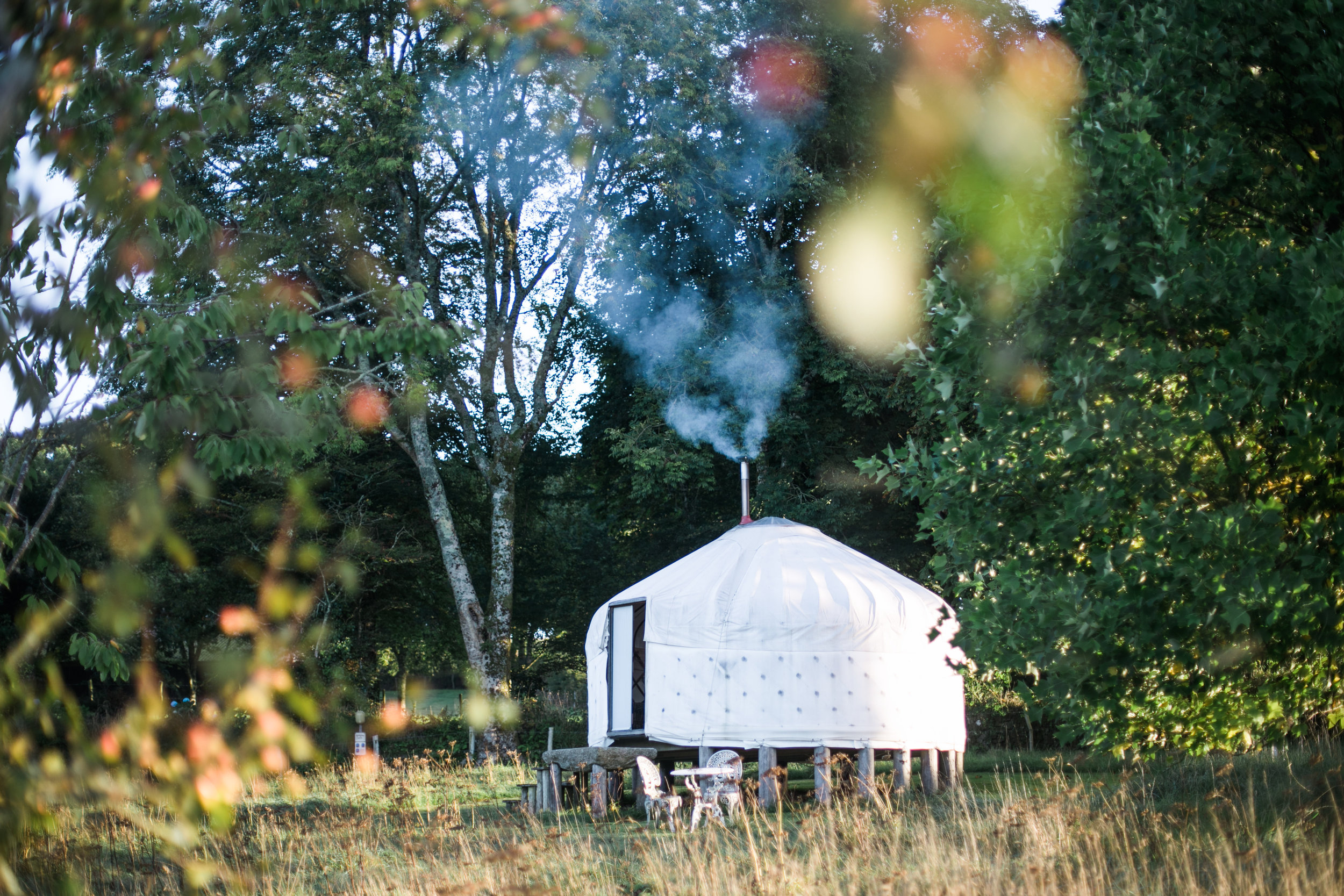 Lower Yurt Botelet