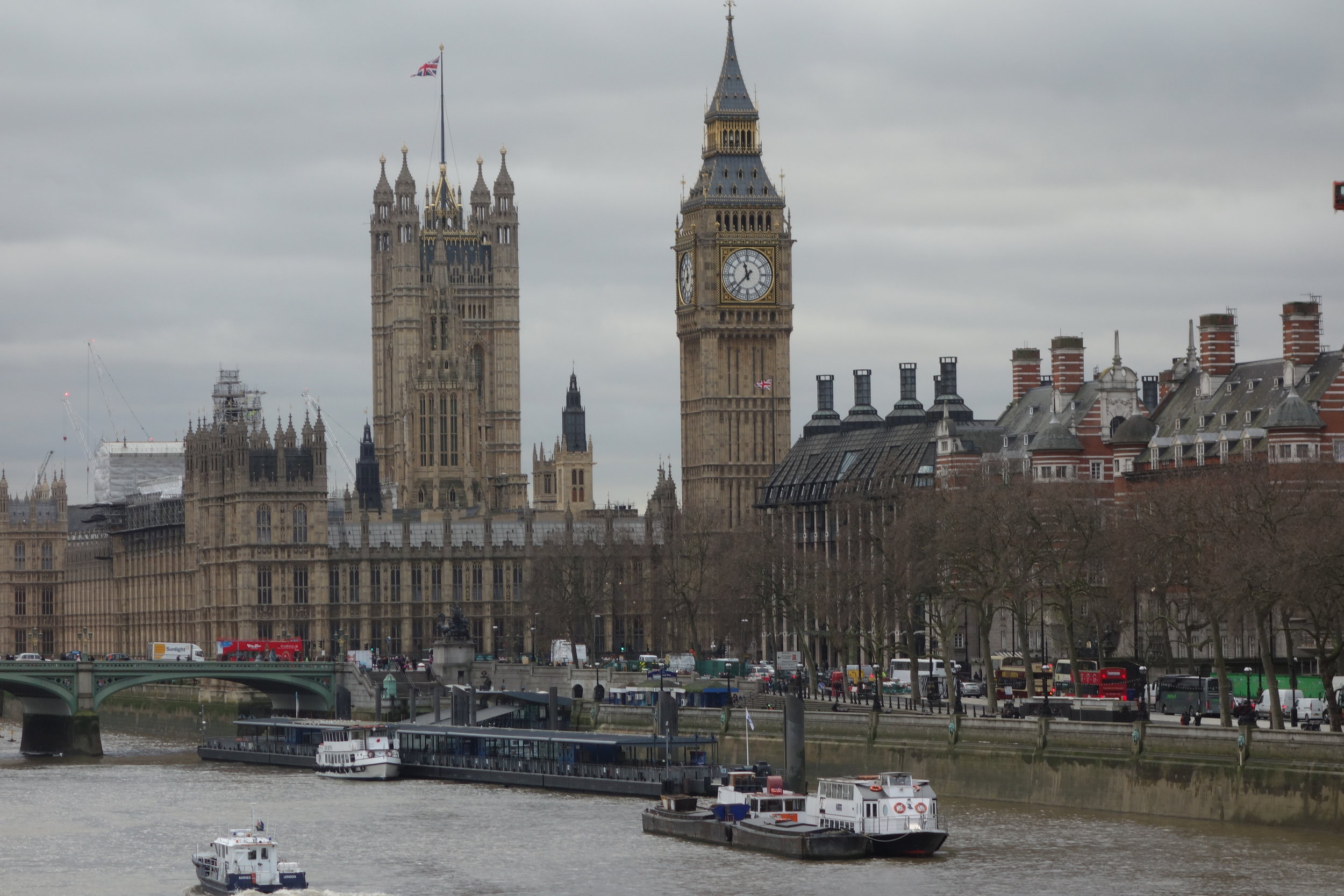 London - Storstadsturism