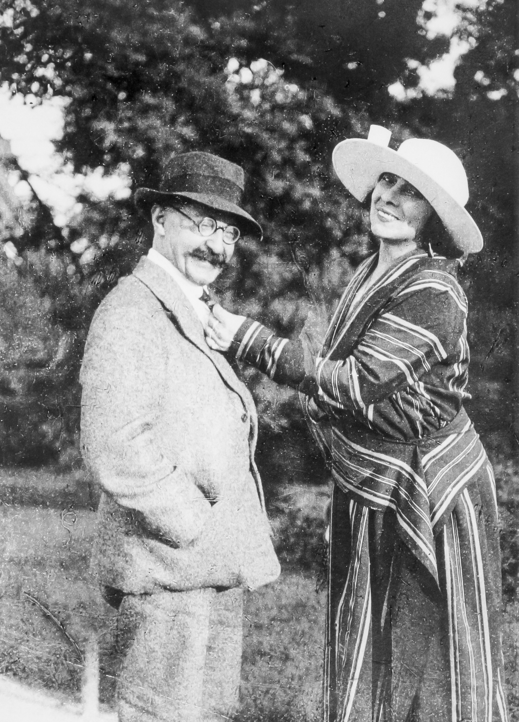 Marquet and Marval, 1917. Wildenstein archives.