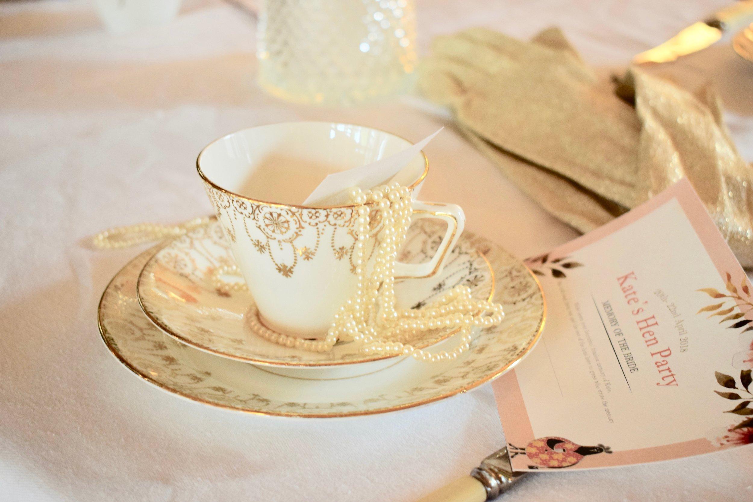 Anna Karenina Afternoon Tea
