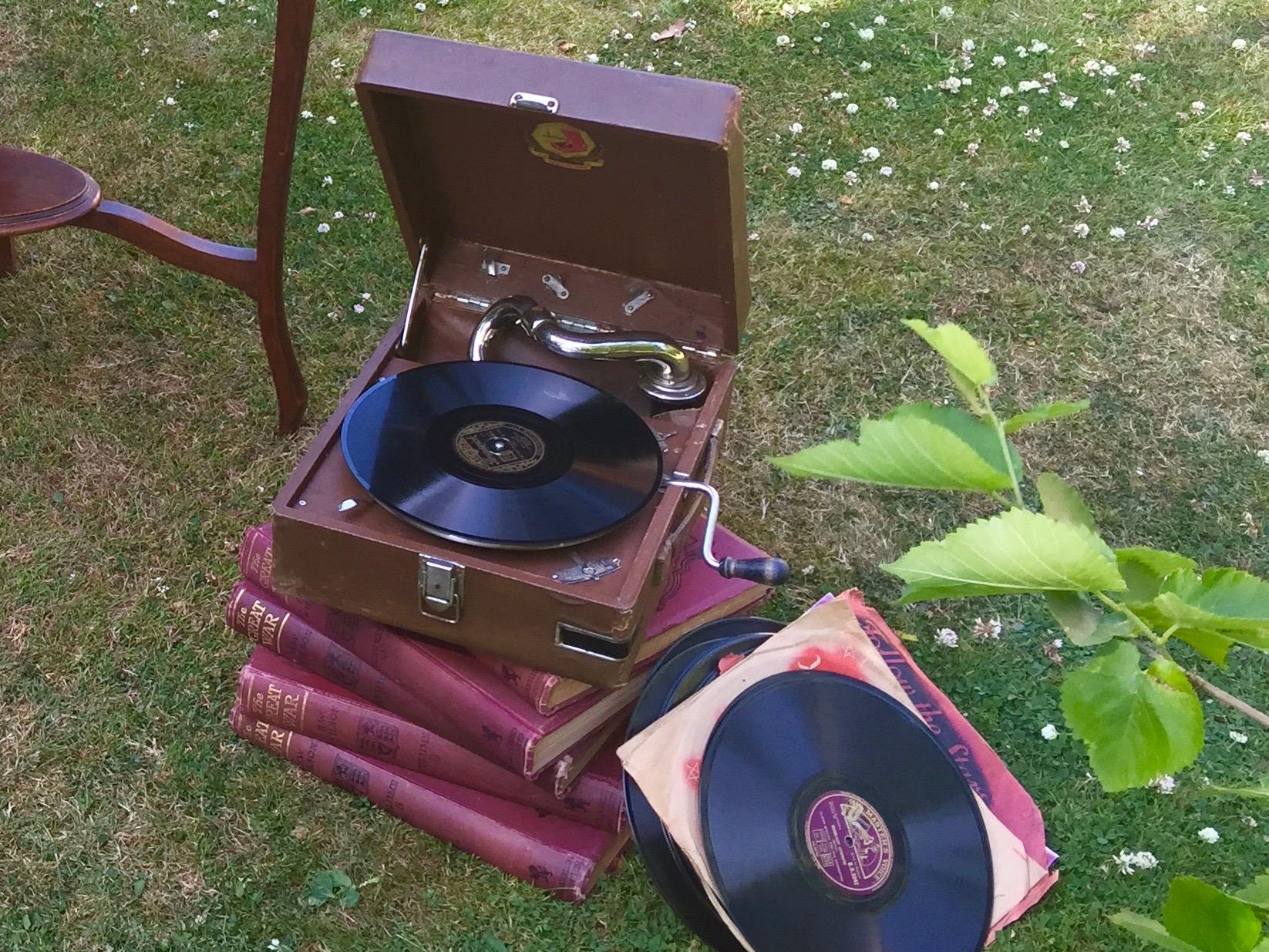 1930s Soviet Record Player - £12