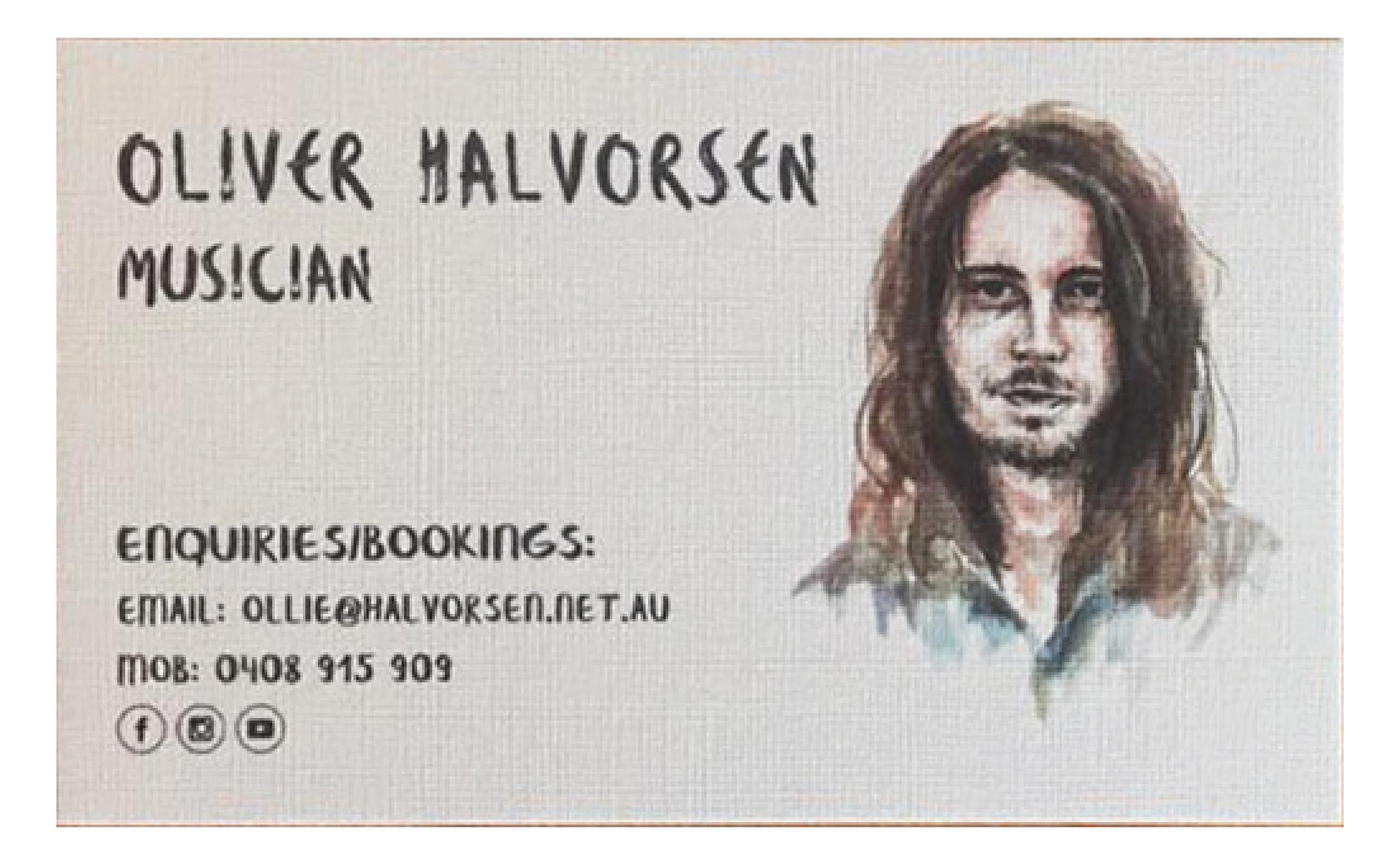 Oliver Halvorsen