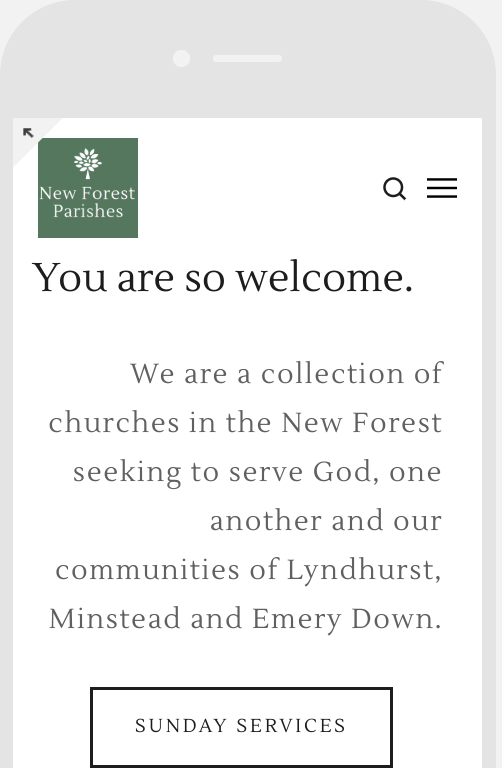 New Forest Parishes - welcome