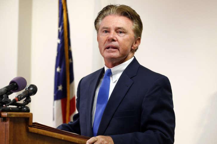State's Attorney John McCarthy