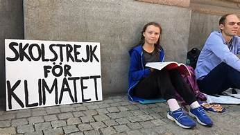"Greta Thunberg, Swedish student activist and founder of the viral ""School Strike for Climate"" movement, has invited everyone - young and old - to strike for the climate on Friday, September 20, three days before the United Nations will hold a climate summit in New York City."