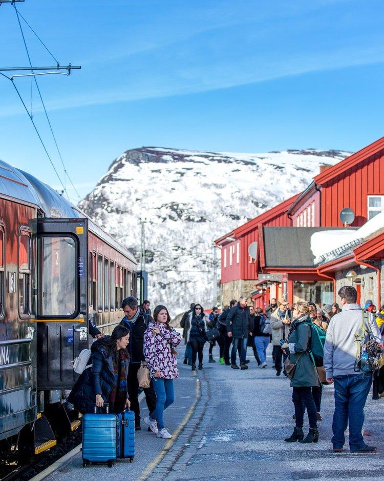 Photo: Paul Edmundson/Flåm AS