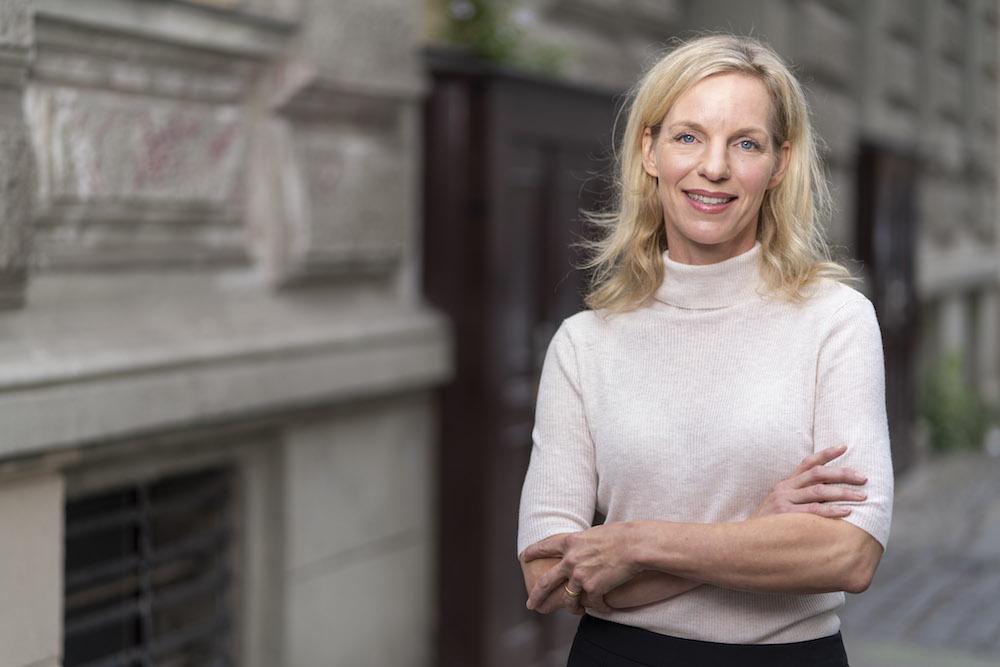 Dr. Wiebke Ankersen, Geschäftsführerin der AllBright Stiftung