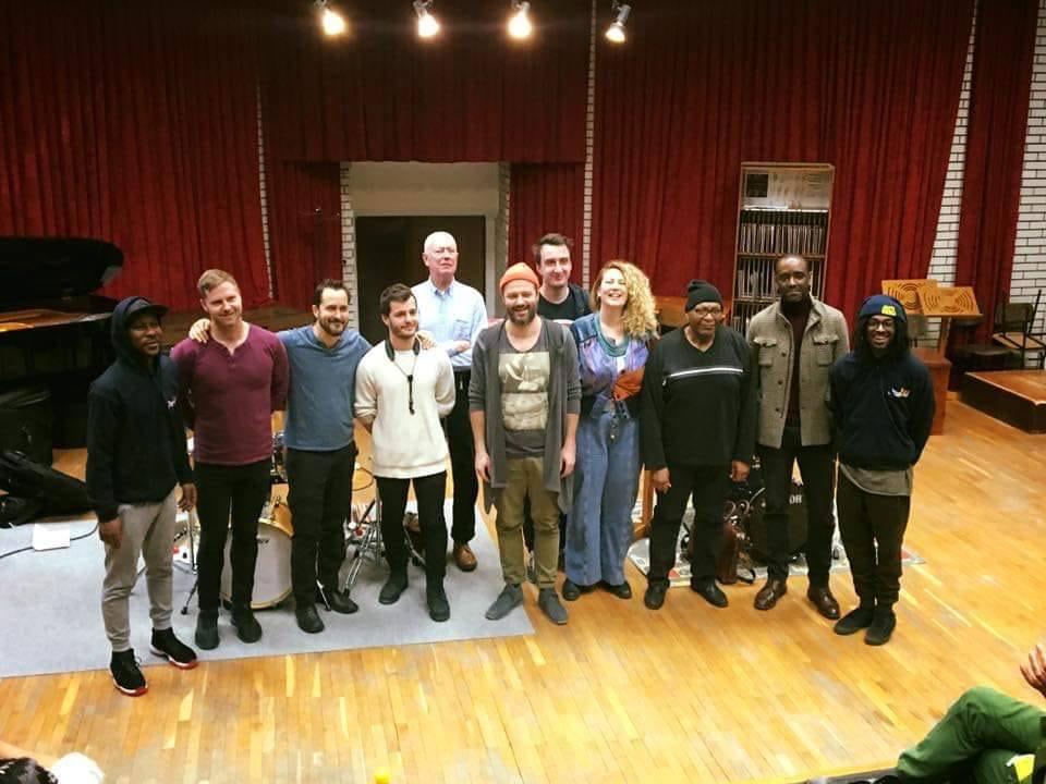 Teaching at the Creative Jazz Clinic Velenje (Feb. 18-23 2019) group photo, by Zan Tetickovic.jpg