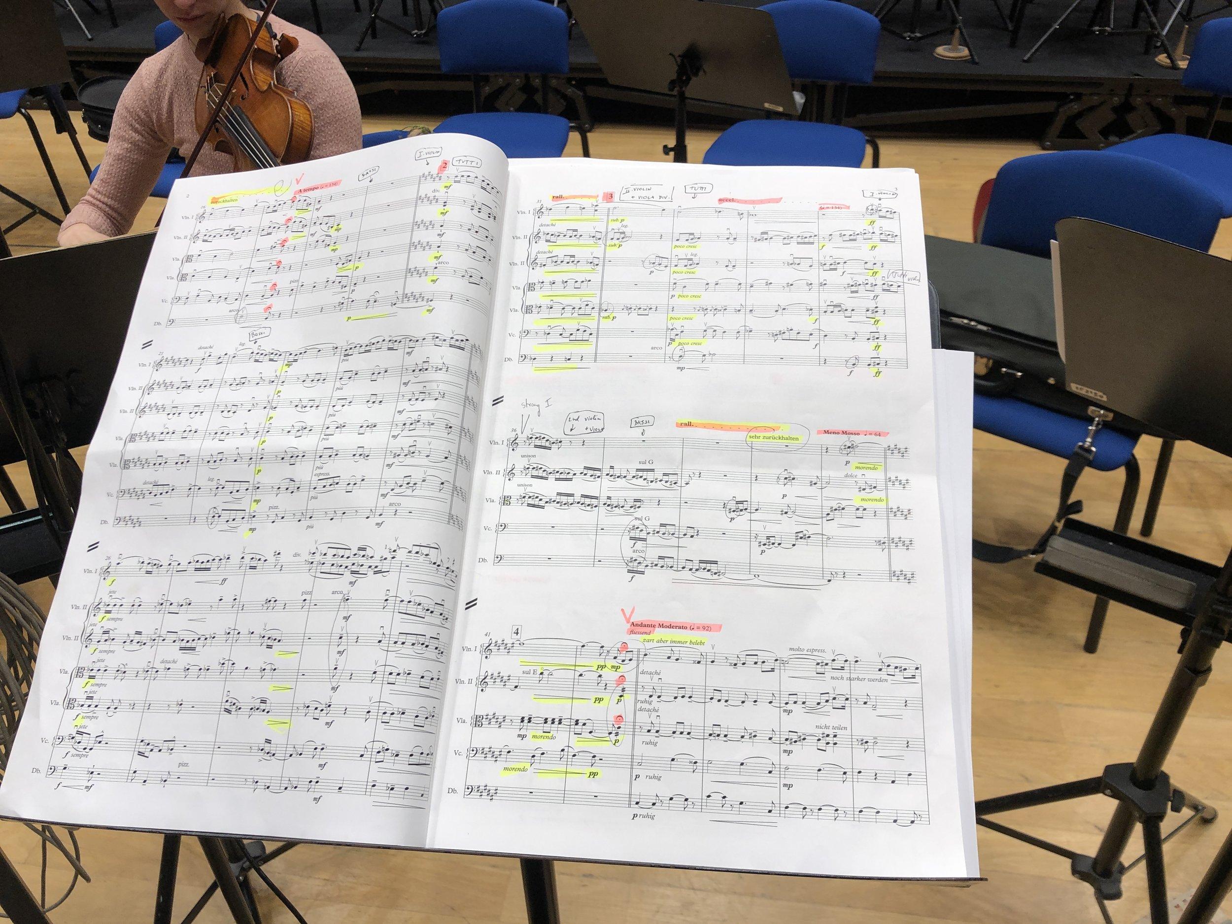 Recording of 1st concerto for String orchestra (Feb 18 - 19) RTV Ljubljana (3) by Vid Izlakar.JPG