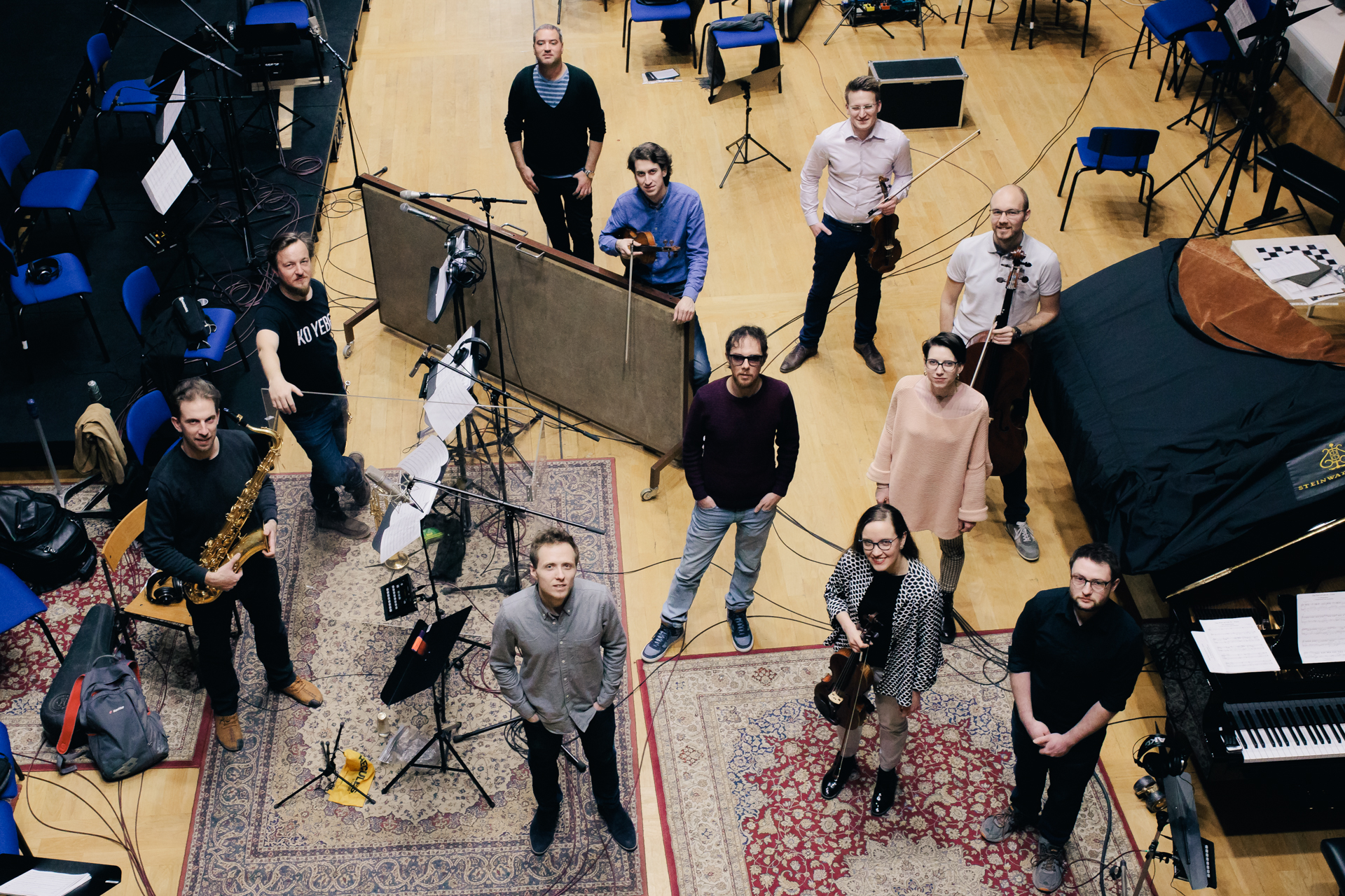 Recording The Port of Life II. - Enso @ RTV Slovenija