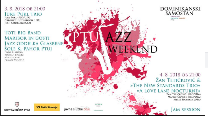 A Love Lane Nocturne : Ptuj Jazz Weekend (Ptuj, Slovenia) : (August 4 2018).png
