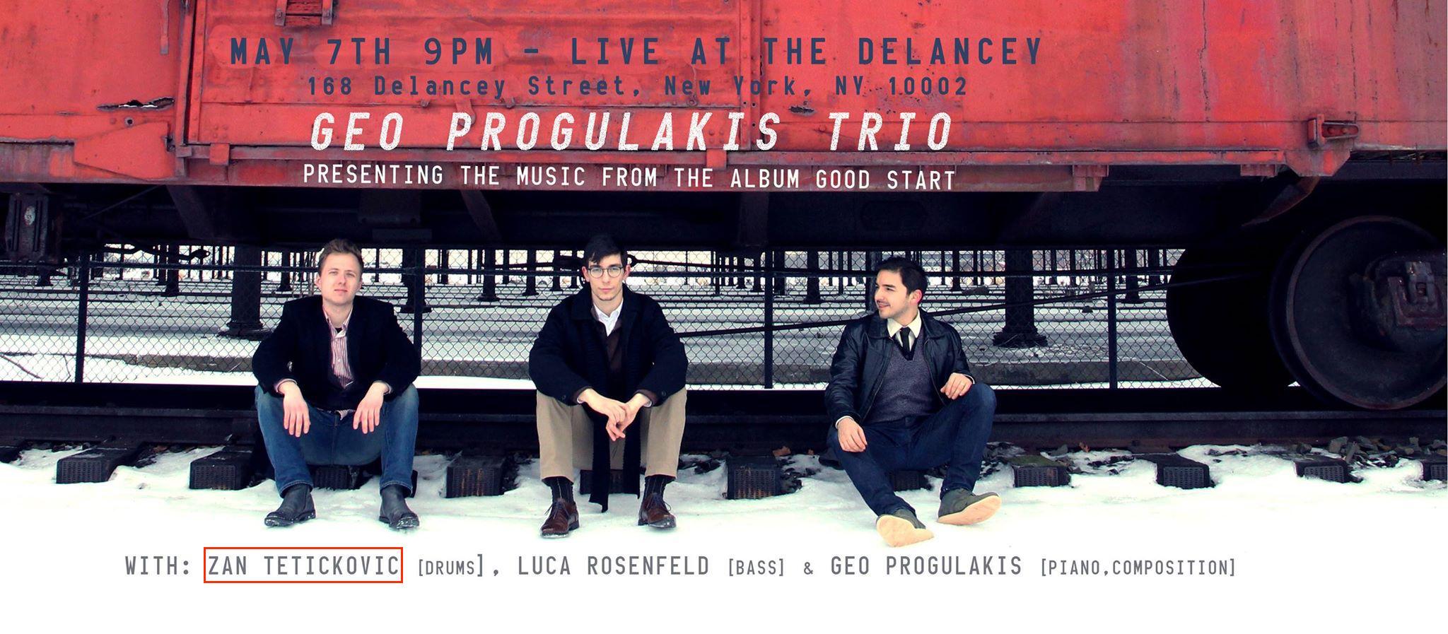 Geo Progulakis Trio : The Delancey (NY, USA) : (May 7 2014).jpg