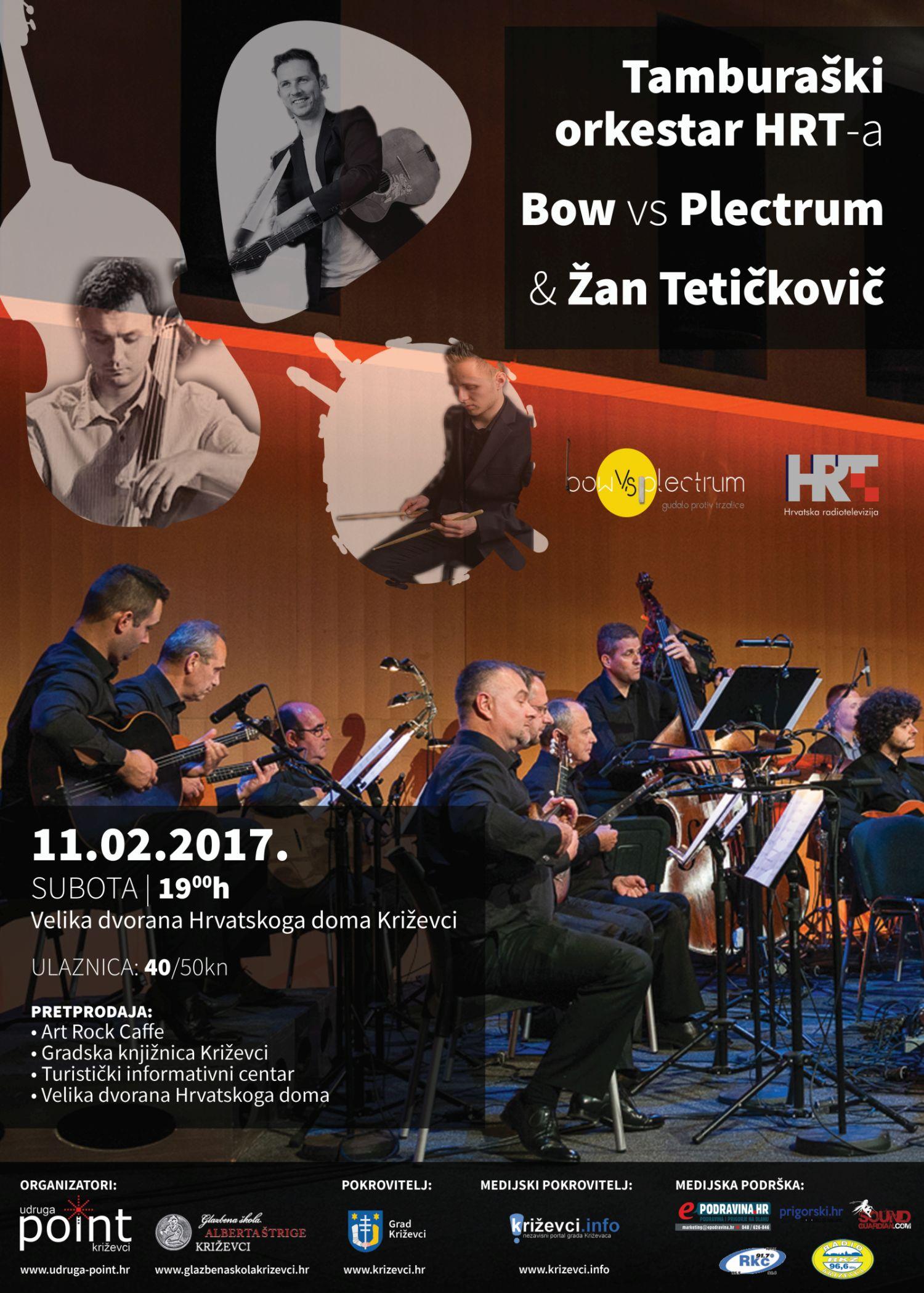 guest w: Bow vs. Plectrum & HRT Orchestra : Cultural house (Križevci, Croatia) : (February 11 2017).jpg
