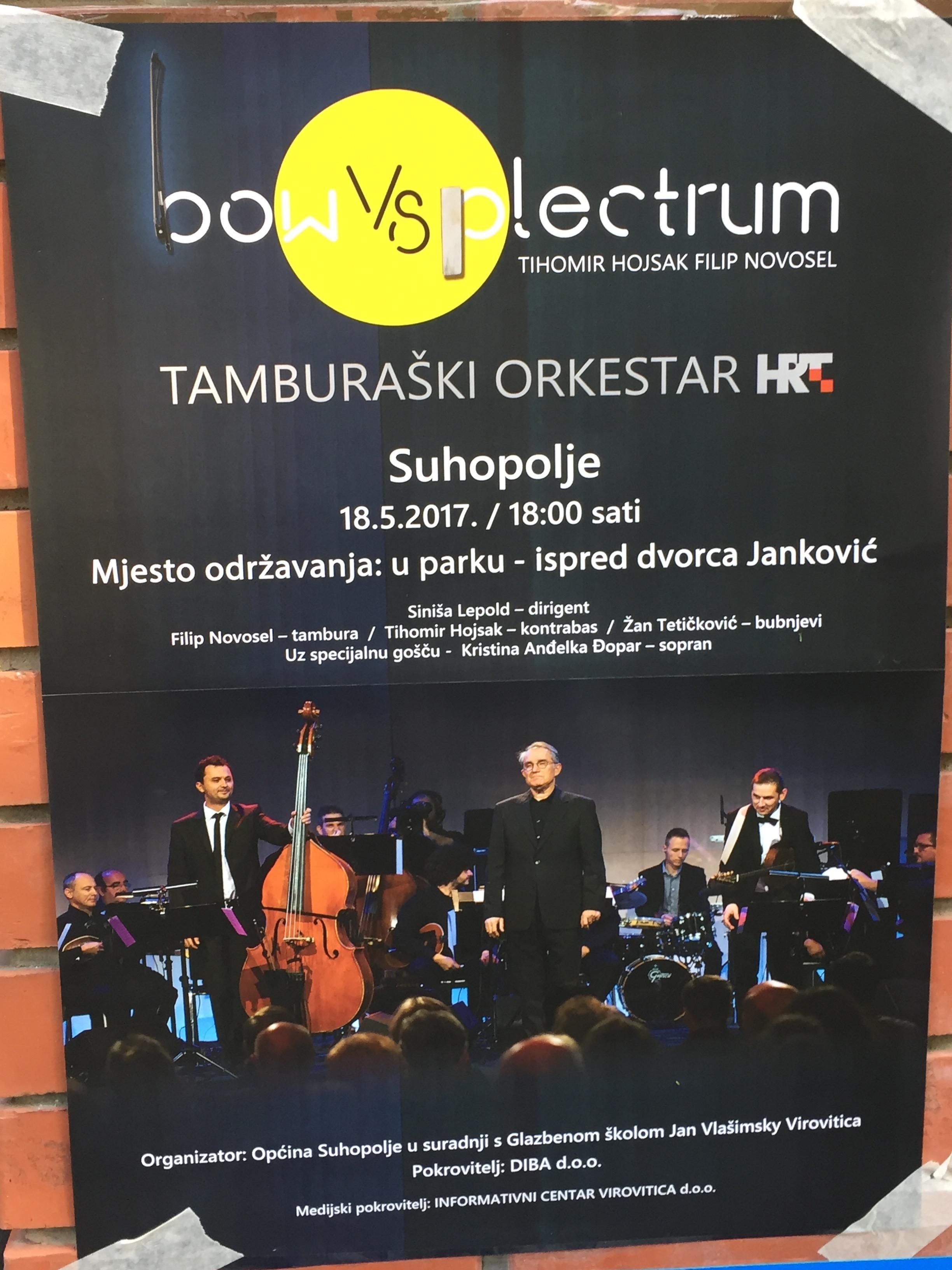 guest w: Bow Vs. Plectrum & HRT Tamburaski Orkestar HRT : Suho Polje (Suho Polje, Croatia) : (May 18 2018).jpg