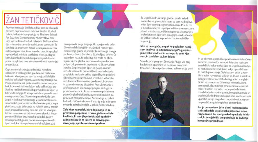 Interview: Žan Tetičkovič -