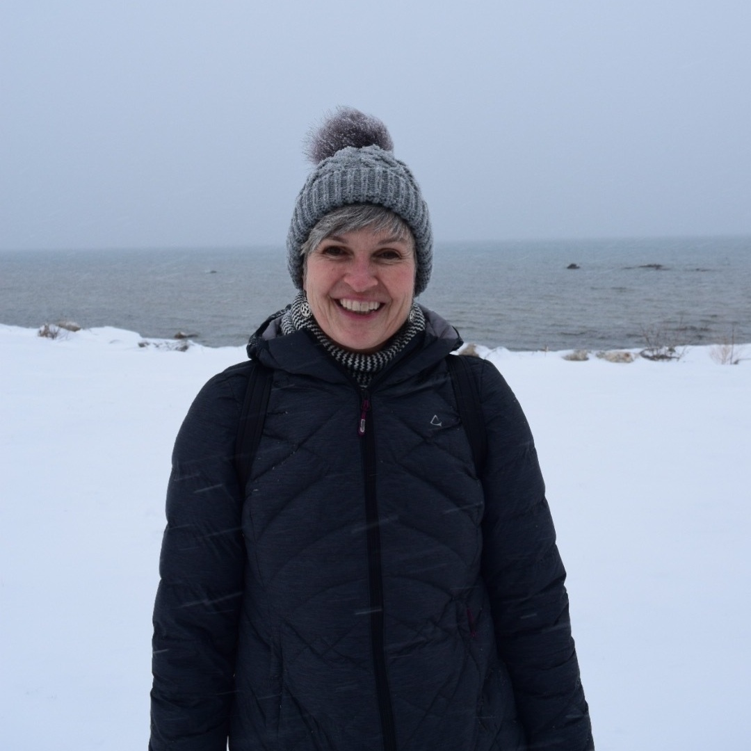 Dianne Drummond, B.Sc. BMC - Office Manager/Illustrator