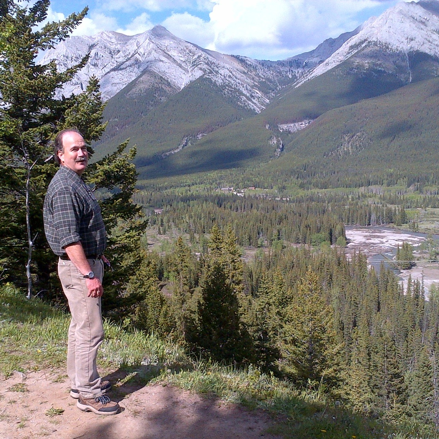 Keith Somers, Ph.D. - Biostatistician/ Ecologist