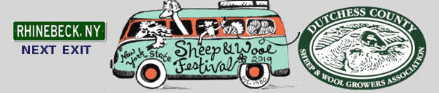 New York State Sheep & Wool Festival 2019