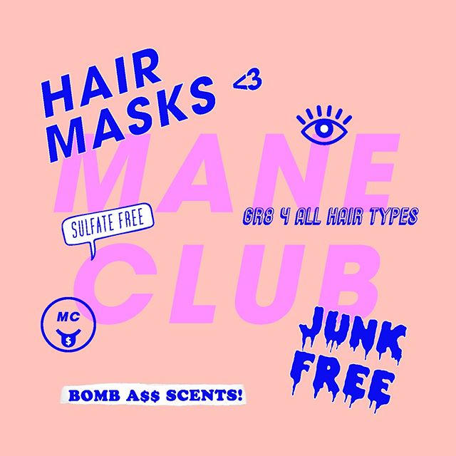 here's 👏 the 👏 deal 👏 #maneclubnyc