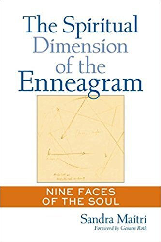 The Spiritual Dimension of the Enneagram: Nine Faces of the Soul - by Sandra Maitri