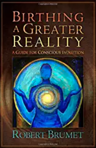 Birthing a Greater Reality: A Guide FOR Conscious Evolution - by Robert Brumet