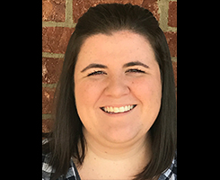Robyn Griffith - Hey there! I'm so blessed to serve as the Kids Ministry Director. I have been a member of Calvary since 2000, and served on staff at Calvary since 2013. My desire is to see kids experience God's love and learn to love His Word.