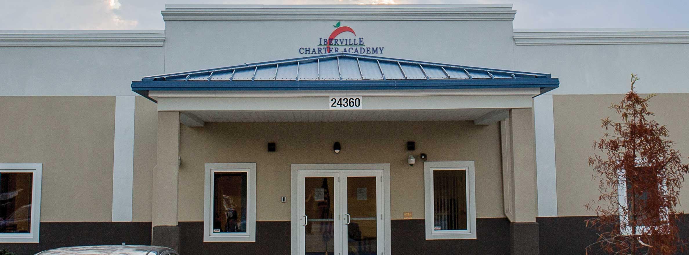 Iberville Charter Academy - 24360 Enterprise Blvd., Plaquemine, LA 70764