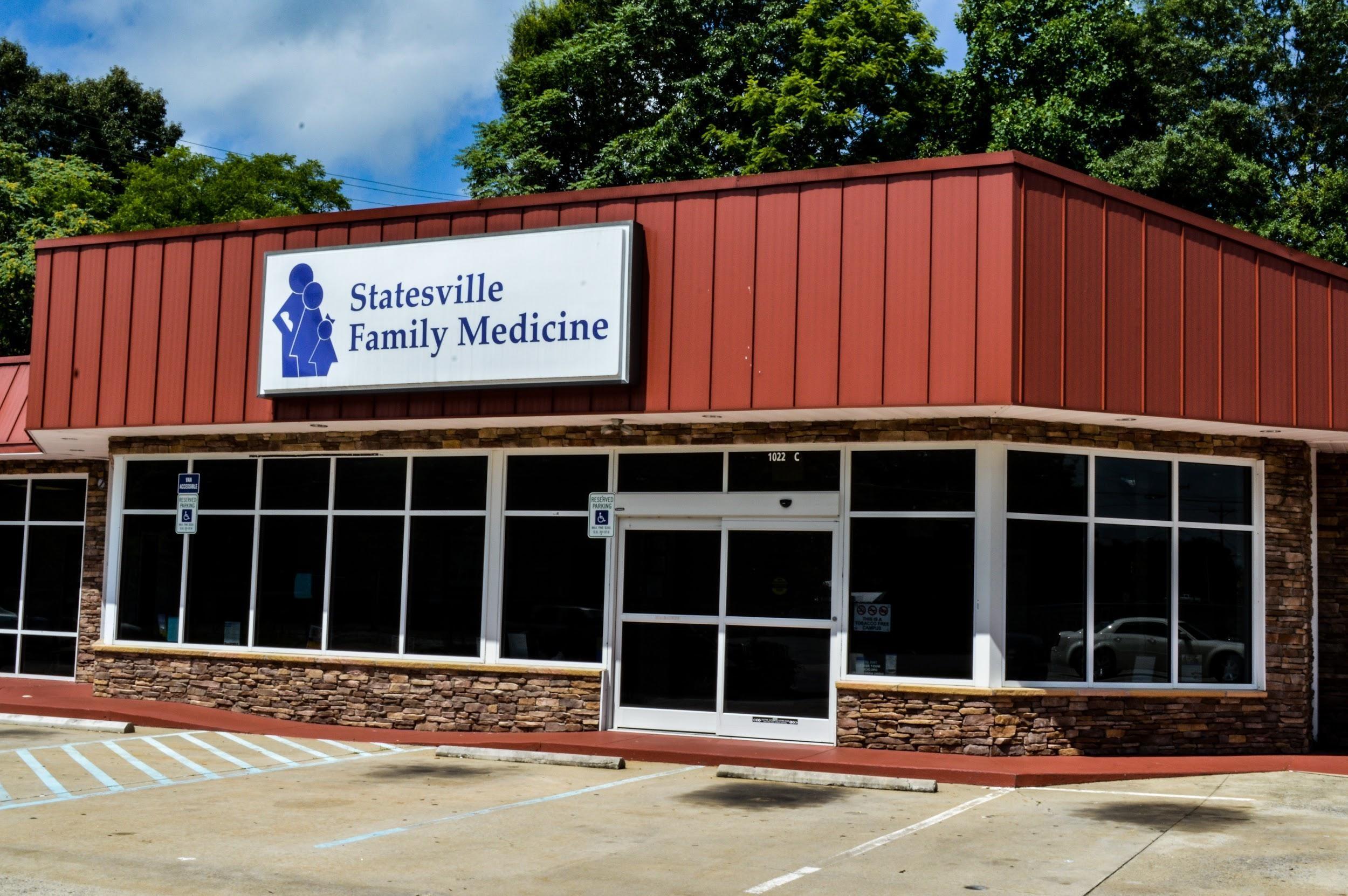 Statesville Family Medicine-Shoppes on Shelton