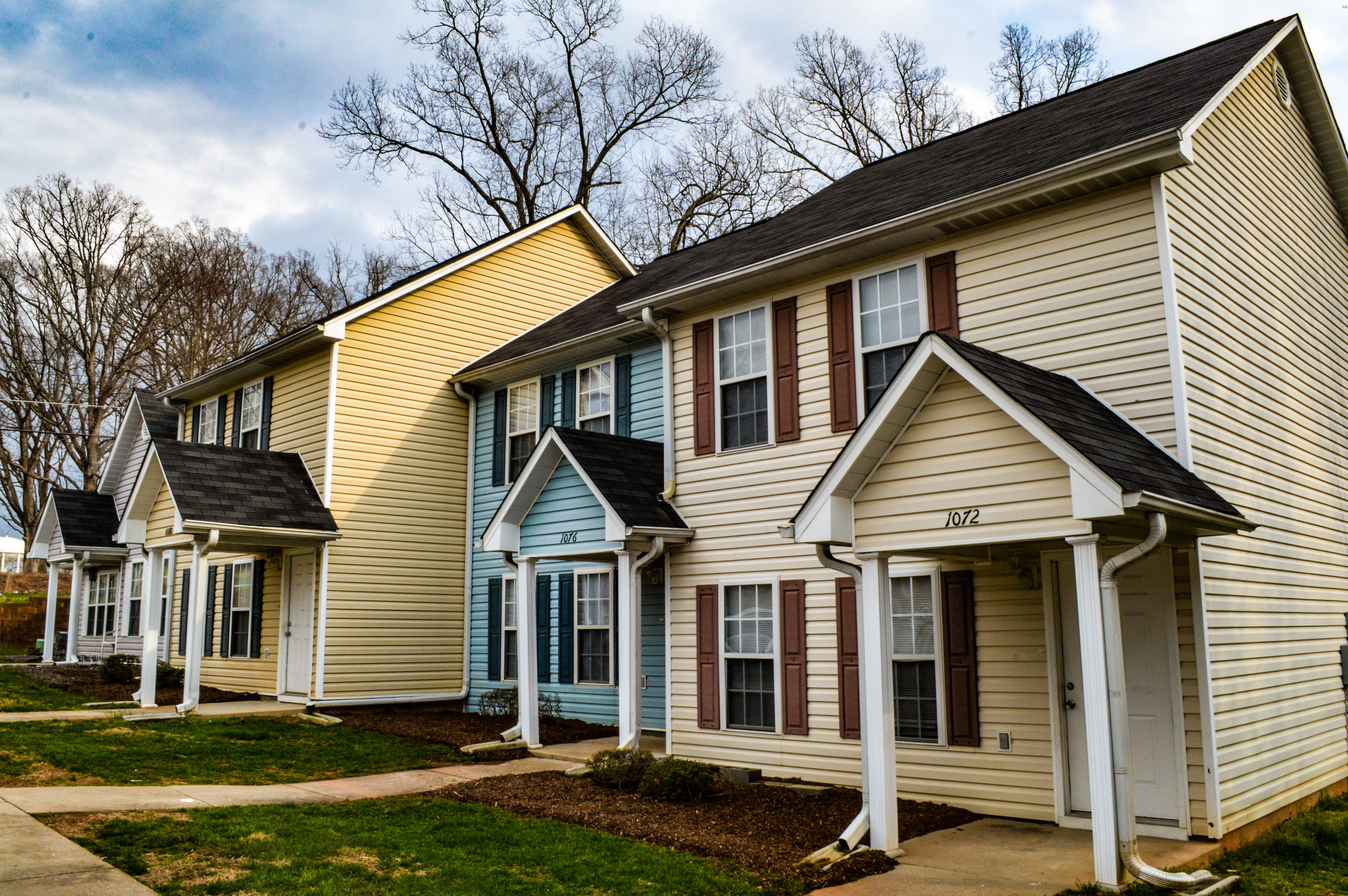 East Ridge Commons/West End Commons Townhome Communities - Statesville 28677