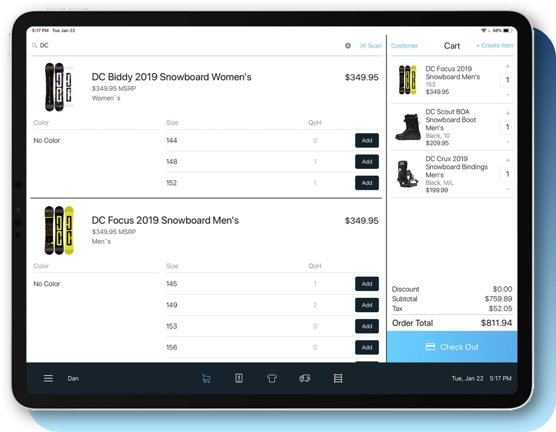 Software that increases sales. - What if your sales people could suggest the perfect product to compliment what each customer is purchasing. XPOS does exactly that. We use our proprietary data-driven algorithm to suggest products that other people bought.