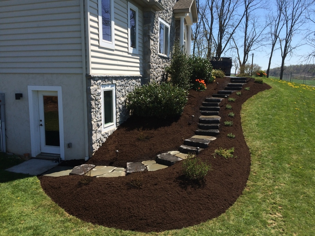 Inspirational landscape plantings in Lititz, PA