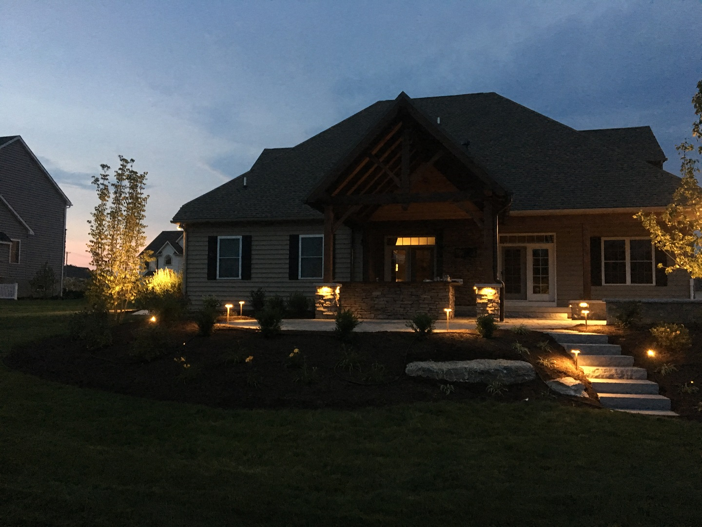 Top outdoor LED lighting in Lititz, PA