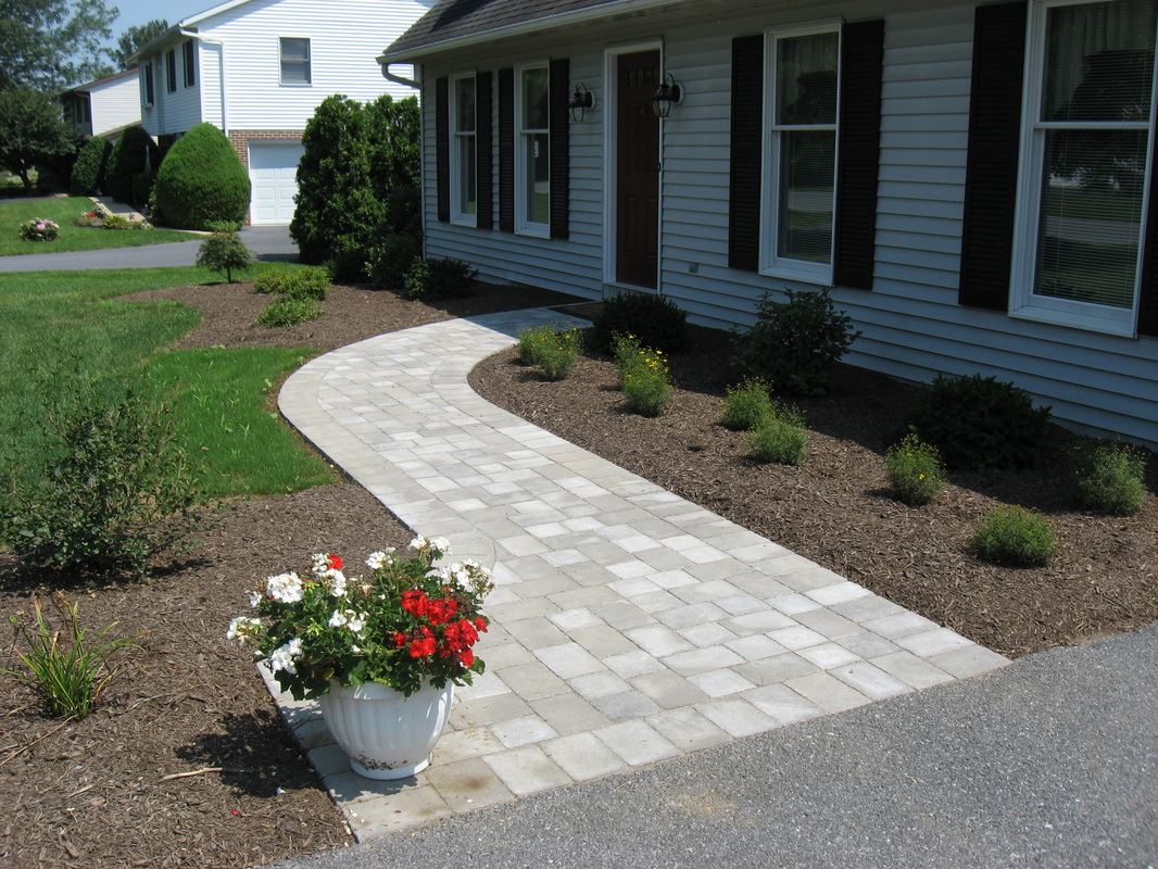 Top quality walkway pavers in Lititz, PA