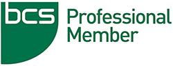 Member of the British Computing Society