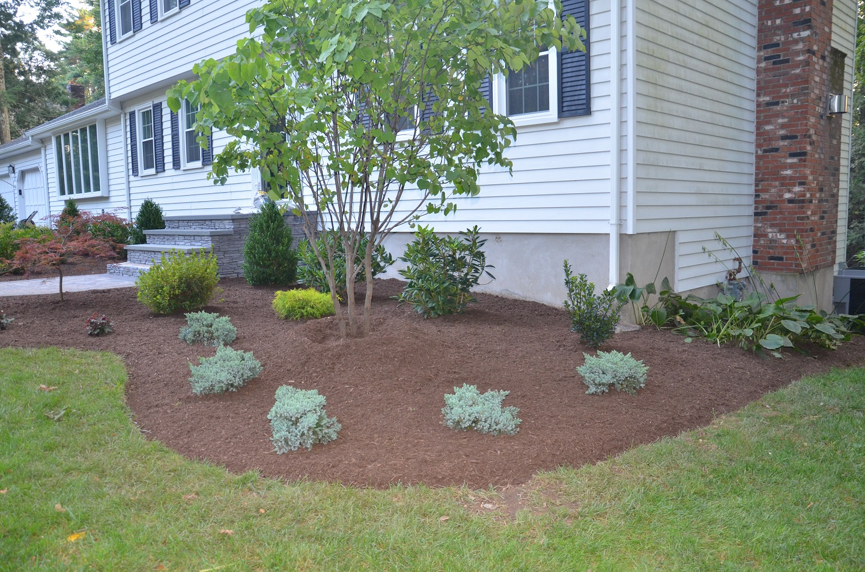 Our Work Landscape Design In Newington Ct Birch Hill Landscape Design
