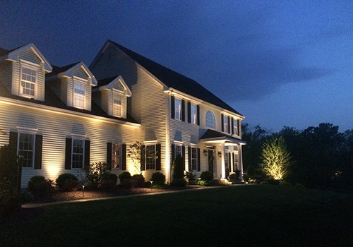 Landscape Lighting in Newington, CT