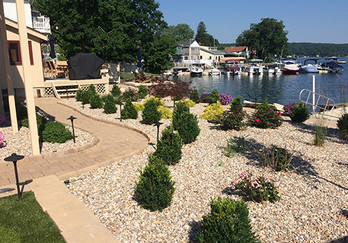 Landscape Design & Installation in Newington, CT