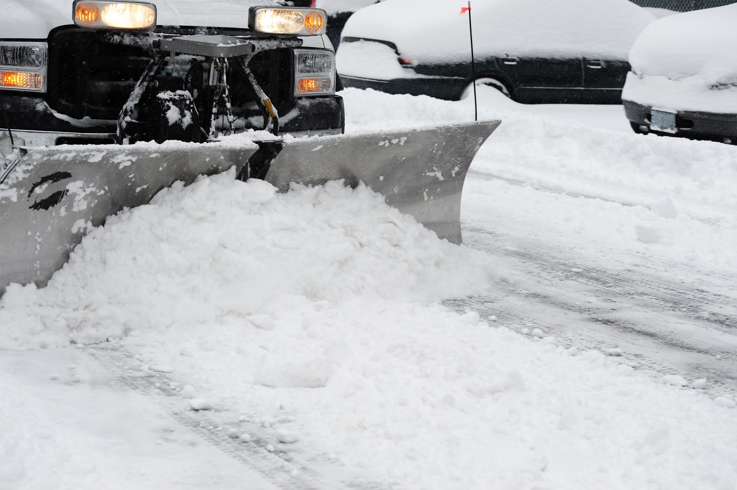 Newington, CT snow and ice removal