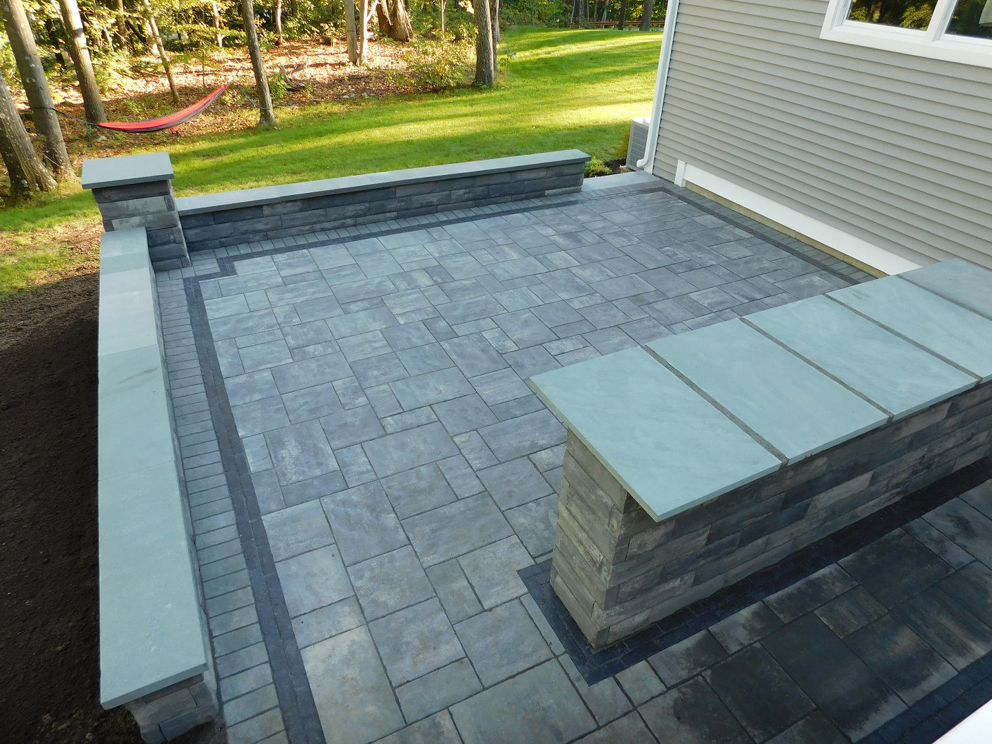 Brick and patio pavers in Newington, CT