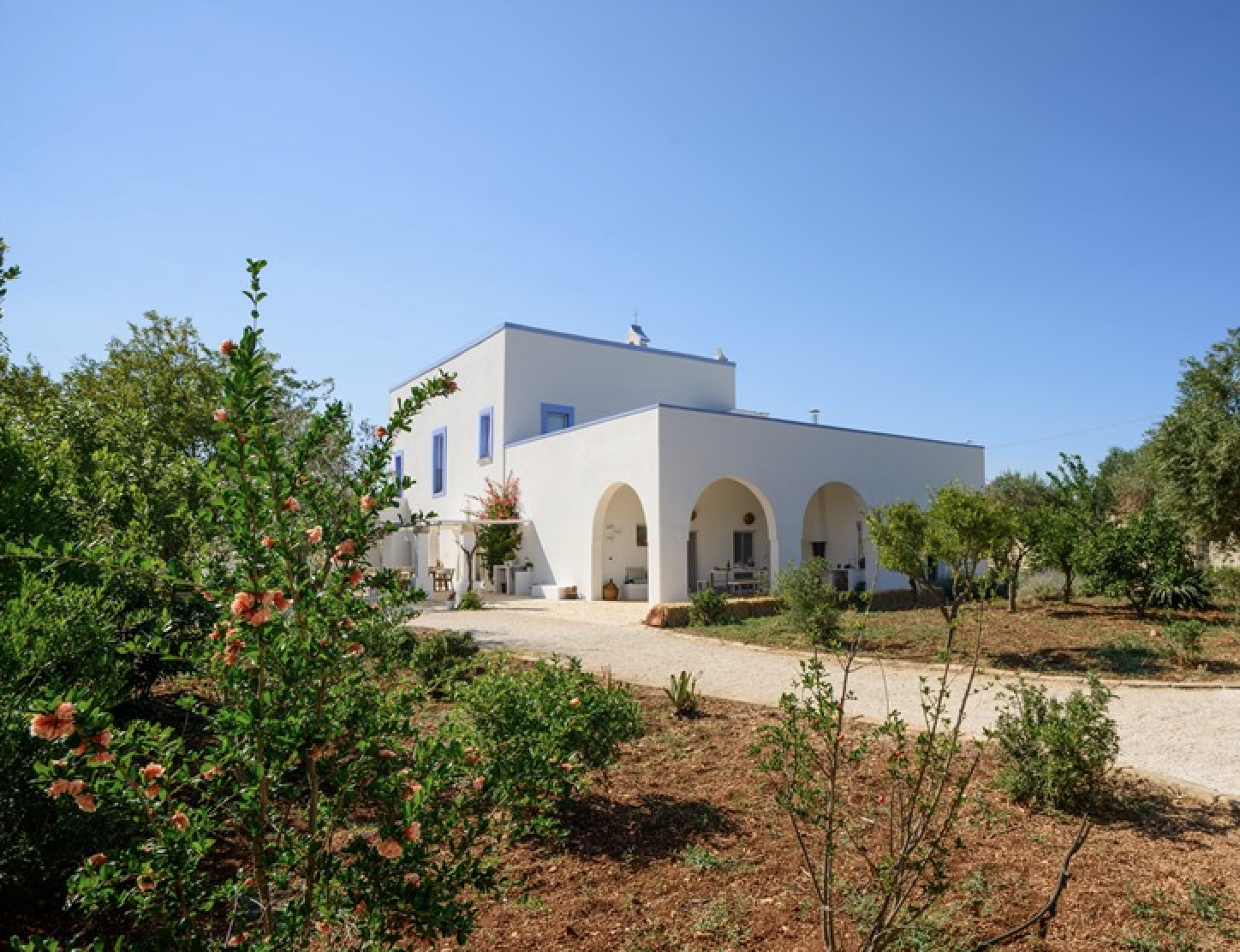 CHARMING MASSERIA - POLIGNANO A MARE - 4 BEDROOMS - 3 BATHWEEKLY PRICE FROM €2,439