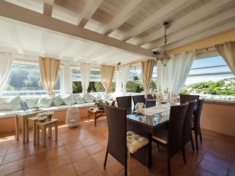 PRIVATE VILLA - PORTO ROTONDO - 5 BEDROOMS - 6 BATHWEEKLY PRICE FROM €5,400