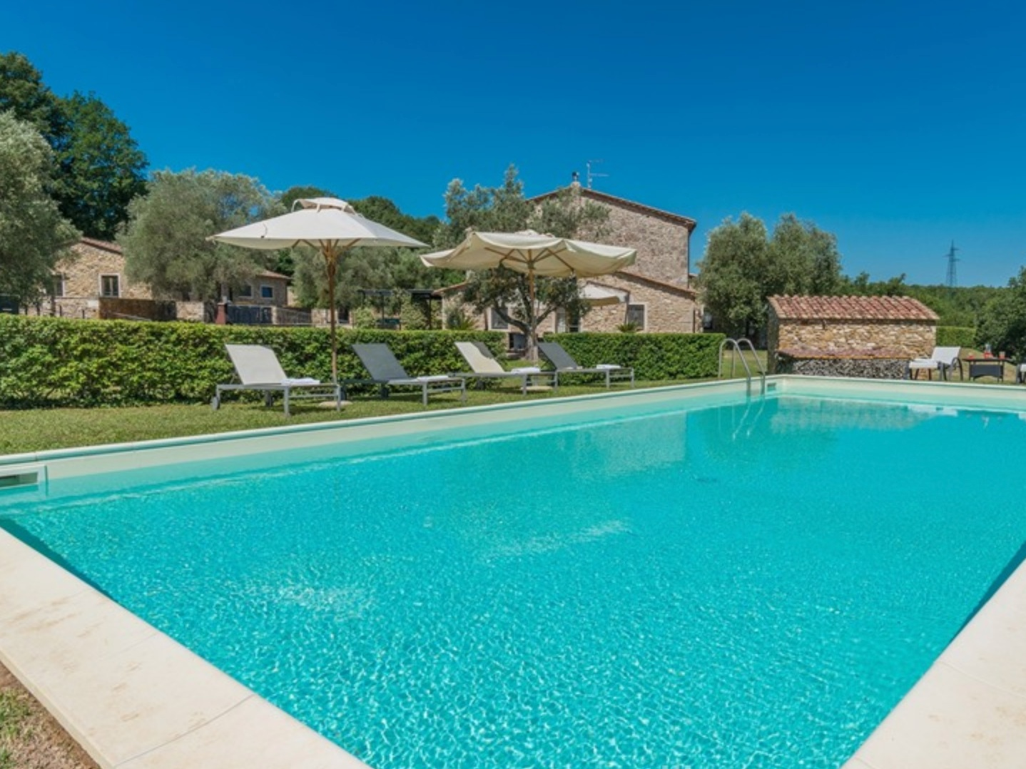 COUNTRY HOUSE - MAREMMA - 4 BEDROOMS - 5 BATHWEEKLY PRICE FROM €1,220