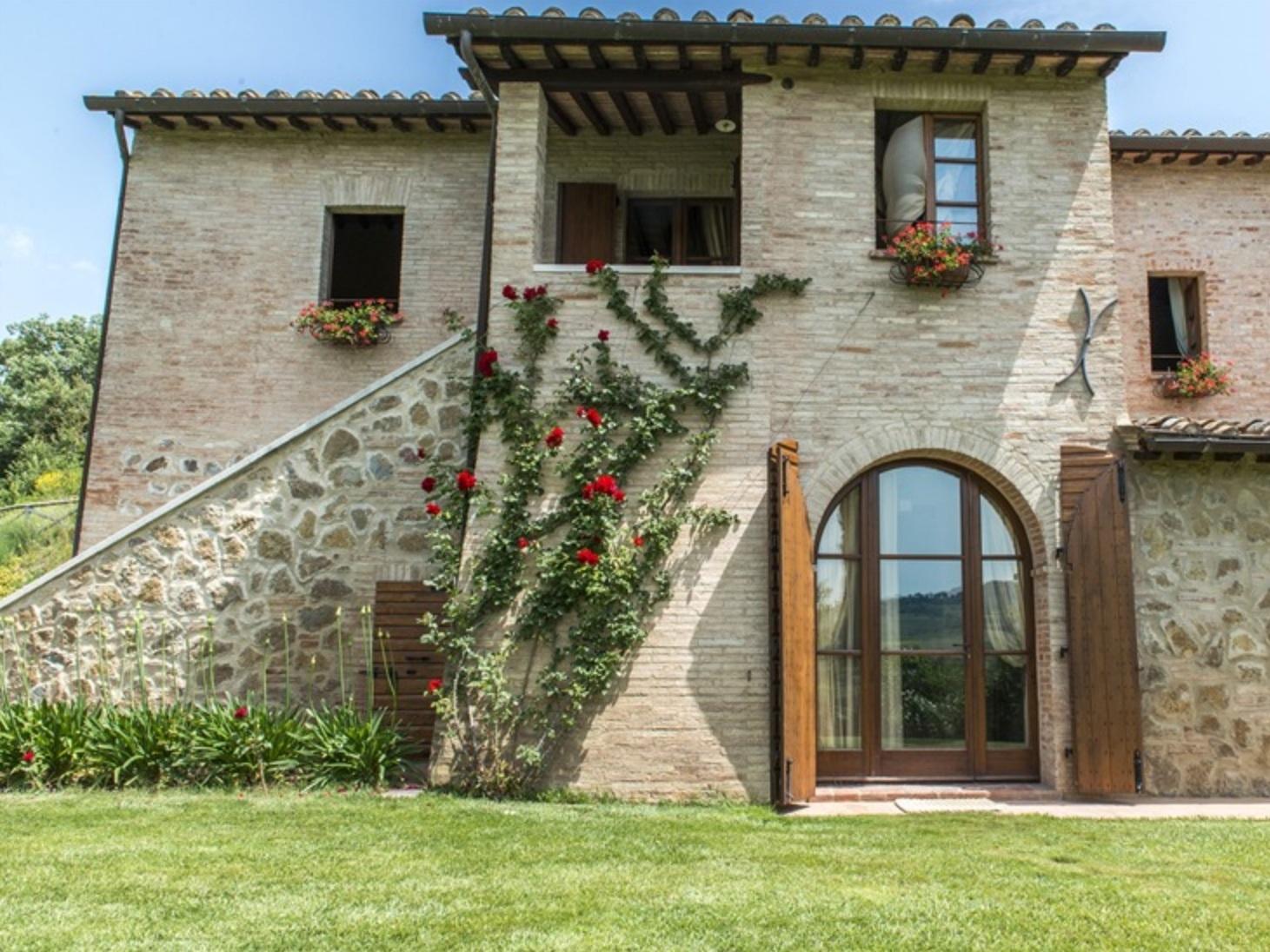 CASA MONTEPULCIANO - MONTEPULCIANO - 3 BEDROOMS - 3 BATHWEEKLY PRICE FROM €2,400