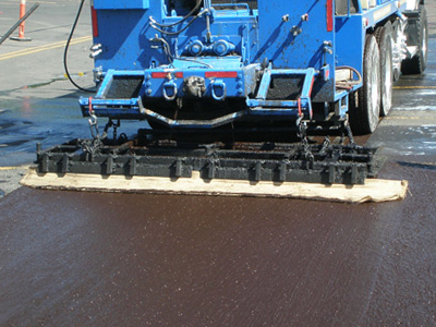 SEAL COATING & SLURRY APPLICATIONS -