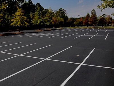 COMMERCIAL PARKING LOTS -