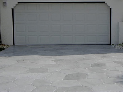 RESIDENTIAL DRIVEWAYS -