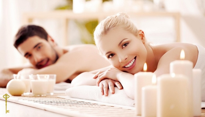 Couples - 60 mins each (2 person booking) - £90