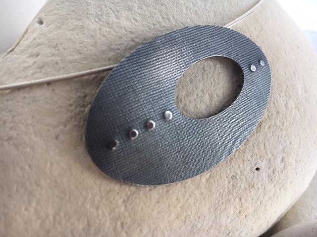 Pendants & Necklaces - Handmade silver